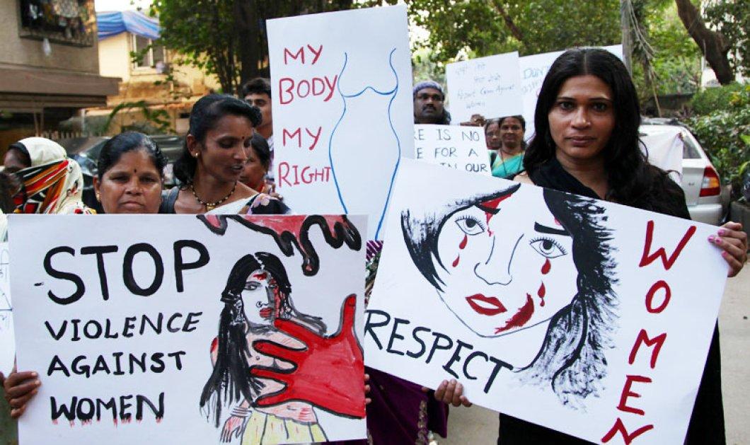 Οικογένεια τεράτων βίαζε 16χρονη Ινδή επί 2 χρόνια - Θύτες πατέρας, αδερφός & θείος - Κυρίως Φωτογραφία - Gallery - Video