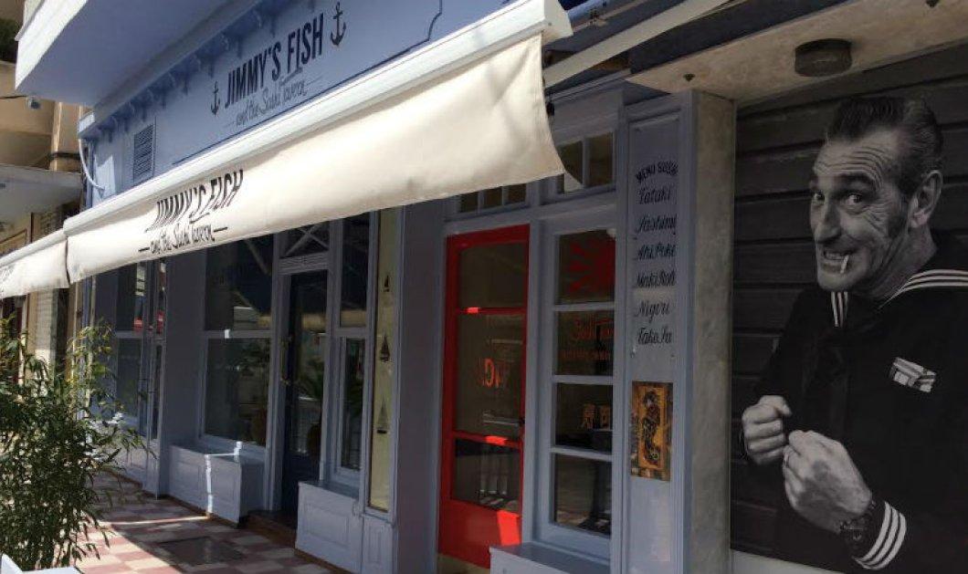 «Jimmy's Fish & The Sushi Tavern»: Το μαγαζί του Μικρολίμανου με τα 2 πρόσωπα & τις χιλιάδες γεύσεις - Κυρίως Φωτογραφία - Gallery - Video