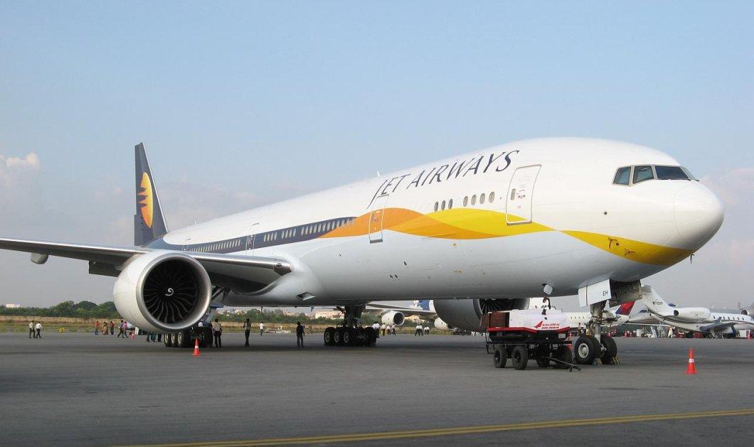 Ινδία: Αεροσκάφος των ''Jet Airways'' κατέρρευσε κατά την προσγείωση! - Κυρίως Φωτογραφία - Gallery - Video