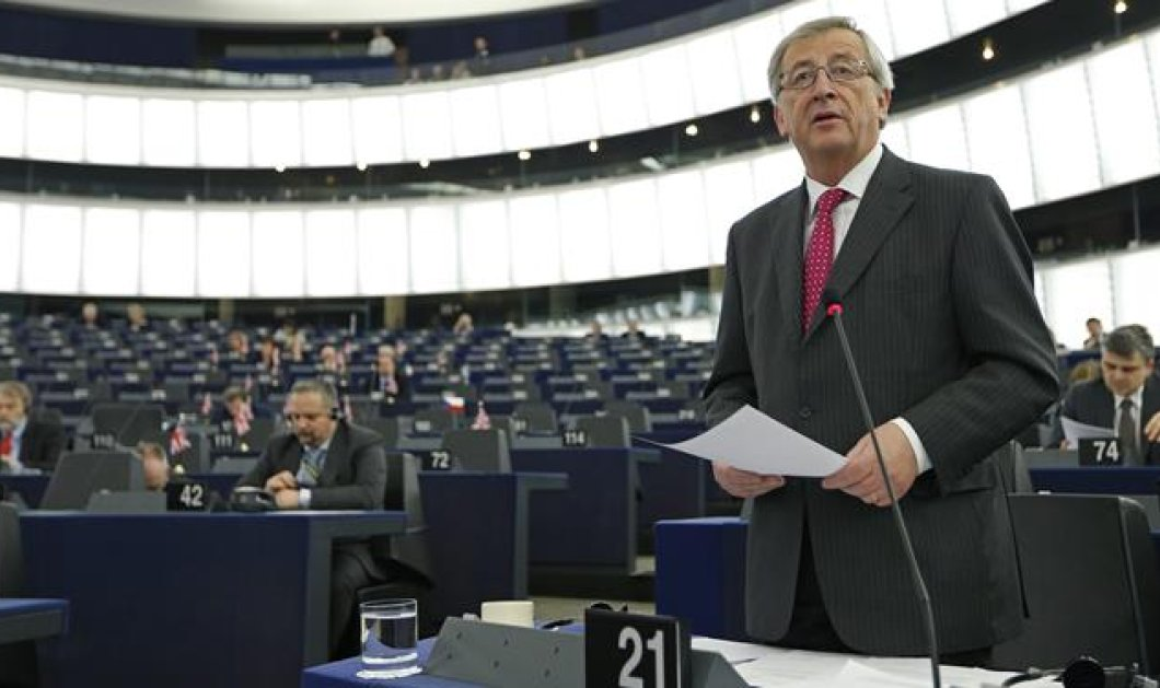 Αυστηρό μήνυμα Γιούνκερ σε Αθήνα & Βρυξέλλες: «Είμαι ανήσυχος για την Ελλάδα - να συμμαζευτούν όλες οι πλευρές» - Κυρίως Φωτογραφία - Gallery - Video
