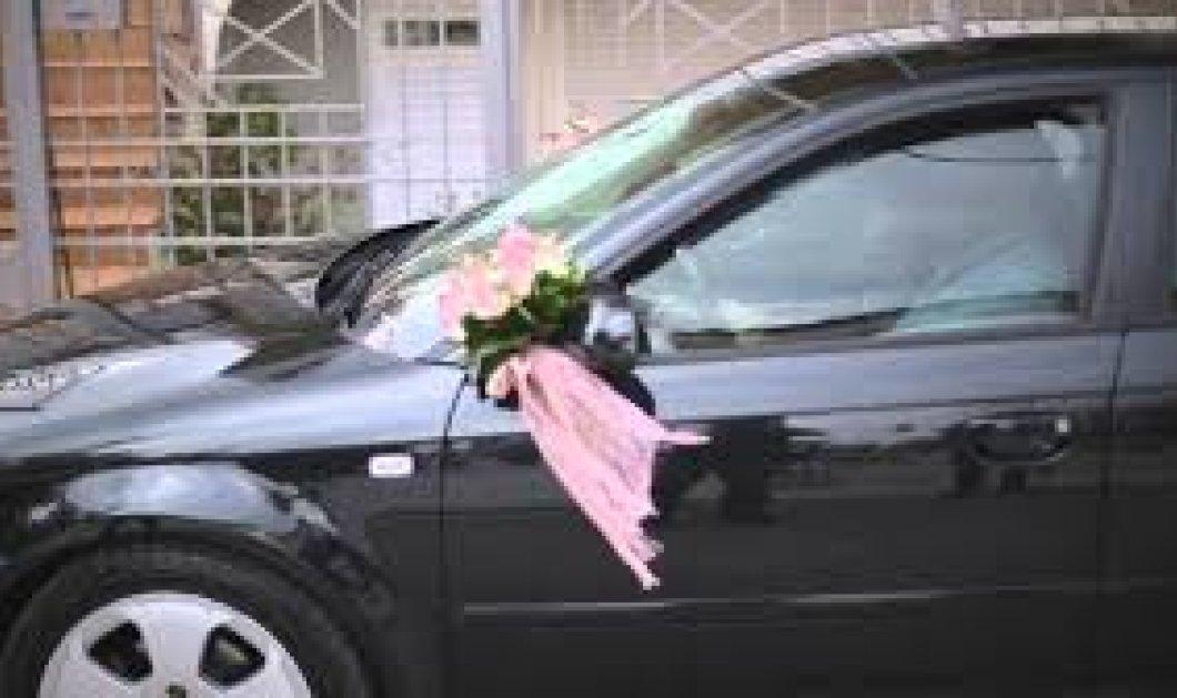 Βίντεο: Τα πήρε ο παπάς στην Κρήτη - Κατεβάζει άρον άρον νύφη από το αυτοκίνητο! - Κυρίως Φωτογραφία - Gallery - Video