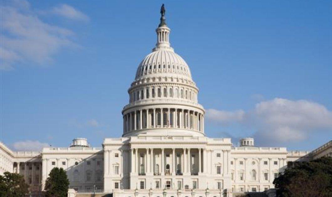 ΗΠΑ: Συναγερμός στο Καπιτώλιο - Εκκενώθηκε για άγνωστους λόγους μετά από συναγερμό το κτίριο - Κυρίως Φωτογραφία - Gallery - Video