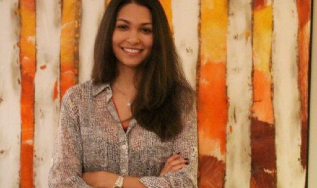Αποκλειστικό: Η πρώτη Top Woman του 2015 είναι 21 ετών: Η Κατερίνα Παϊταζόγλου, αρχιτέκτων, άφησε έκπληκτη τη Νέα Υόρκη με τον ουρανοξύστη λουλούδι που σχεδίασε! - Κυρίως Φωτογραφία - Gallery - Video