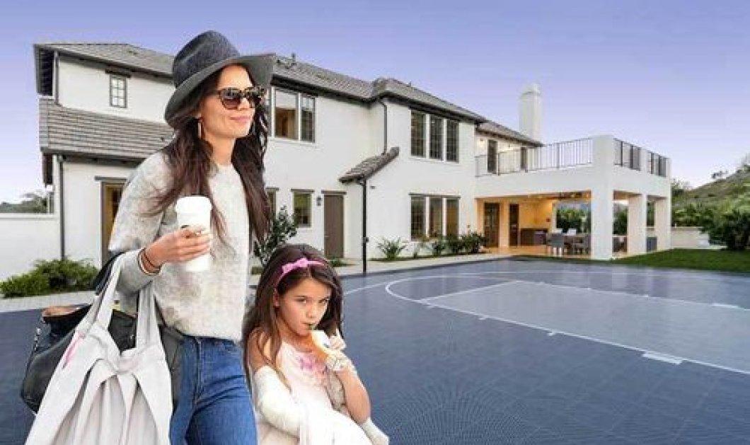 Στα άδυτα της νέας έπαυλης της Katie Holmes στην Καλιφόρνια: Κόστισε 3,8 εκ δολ. - Όλες οι φώτο!  - Κυρίως Φωτογραφία - Gallery - Video