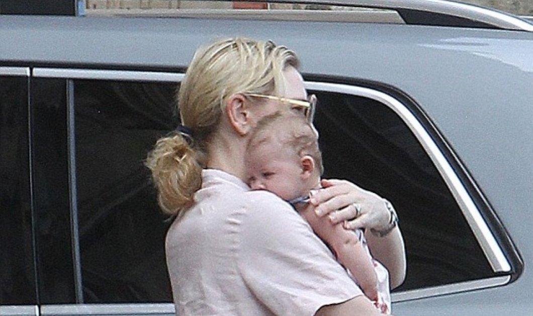 Οι πρώτες φωτογραφίες της Ίντιθ Βίβιαν Πατρίτσια Άπτον, της υιοθετημένης κόρης της Κέιτ Μπλάνσετ! - Κυρίως Φωτογραφία - Gallery - Video