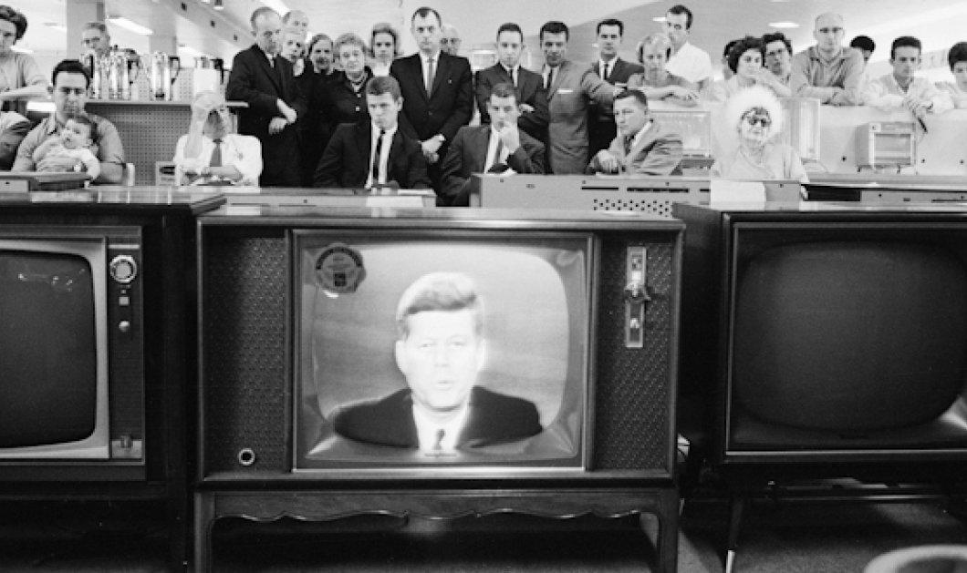 Vintage Story: Οταν ο Τζον Κένεντι επιχειρούσε να αποκαταστήσει τη σχέση του με τον Φ. Κάστρο (φωτό) - Κυρίως Φωτογραφία - Gallery - Video