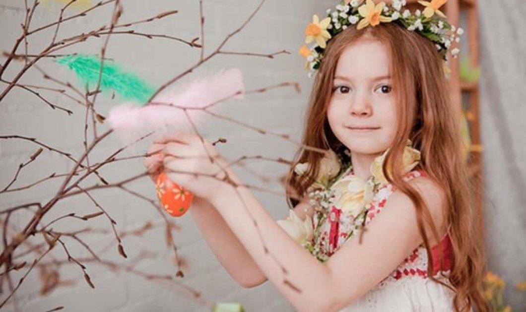 Γονείς δώστε βάση: Αυτά είναι τα πιο μοντέρνα παιδικά ρούχα για το βράδυ της Ανάστασης! - Κυρίως Φωτογραφία - Gallery - Video