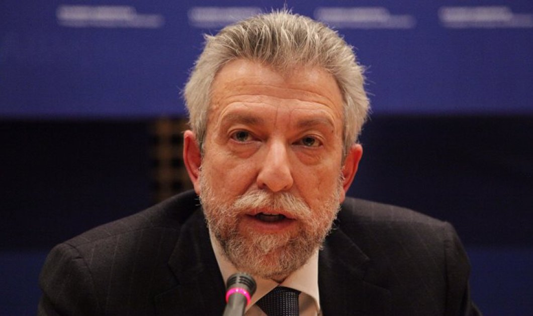 Σ. Κοντονής: «Δεν δέχομαι τελεσίγραφα - Η εποπτεία που ασκούσαν στο ελληνικό ποδόσφαιρο η FIFA και η UEFA έχει αποτύχει» - Κυρίως Φωτογραφία - Gallery - Video