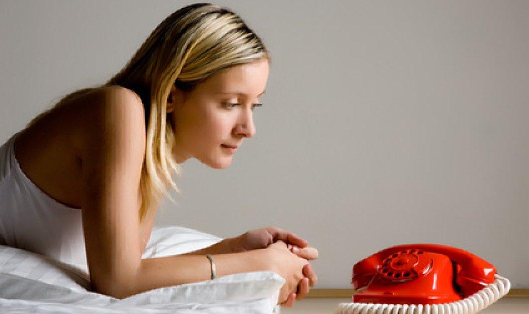 Περιμένετε από τη νέα σας γνωριμία, τηλεφώνημα; Ξεχάστε το σίγουρα αν είναι Τοξότης ή Ιχθείς! Αντίθετα οι Δίδυμοι...  - Κυρίως Φωτογραφία - Gallery - Video
