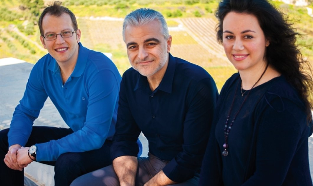 Made in Greece οι ερευνητές Κ. Παληκαράς, Ε. Λιονάκη & Ν. Ταβερναράκη - Ανακάλυψαν νέο κυτταρικό μηχανισμό που ρυθμίζει τη γήρανση! - Κυρίως Φωτογραφία - Gallery - Video