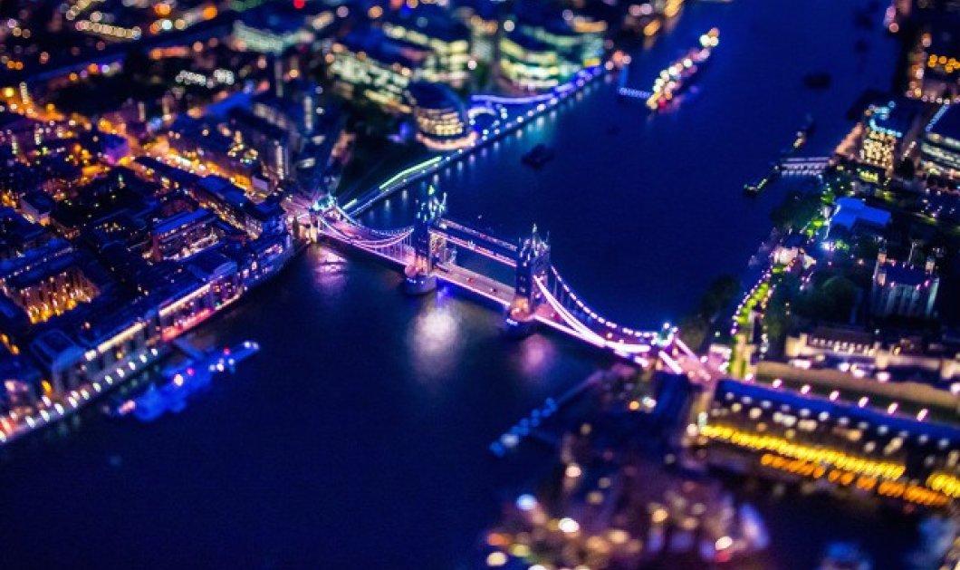 Πάμε Λονδίνο, Νέα Υόρκη & Λας Βέγκας από ψηλά; Μια φαντασμαγορική θέα πάνω από 3 υπέροχες μεγαλουπόλεις  - Κυρίως Φωτογραφία - Gallery - Video