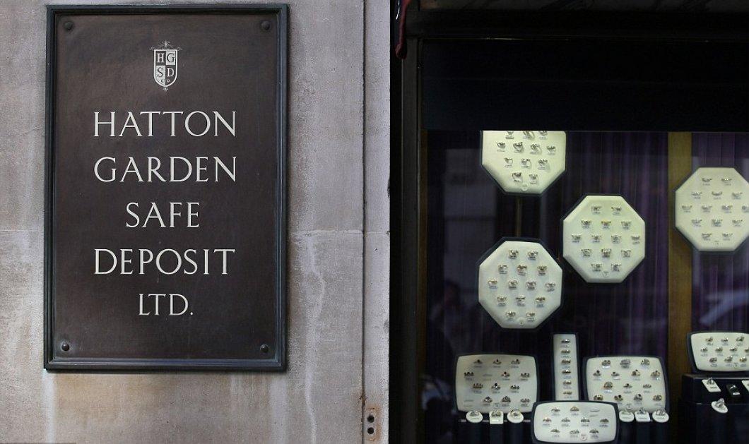 Το ριφιφί του αιώνα; Αμύθητη περιουσία άρπαξαν άγνωστοι από 300 χρηματοκιβώτια διαμαντοπωλών του Λονδίνου! (Φωτό - Βίντεο) - Κυρίως Φωτογραφία - Gallery - Video