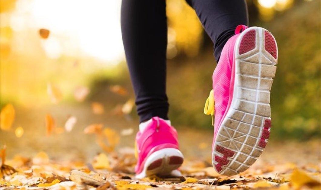 Καταπληκτικό! «Έξυπνα» παπούτσια με λέιζερ Path στη μύτη του παπουτσιού, βοηθούν στο περπάτημα ασθένειες με Πάρκινσον και όχι μόνο! - Κυρίως Φωτογραφία - Gallery - Video