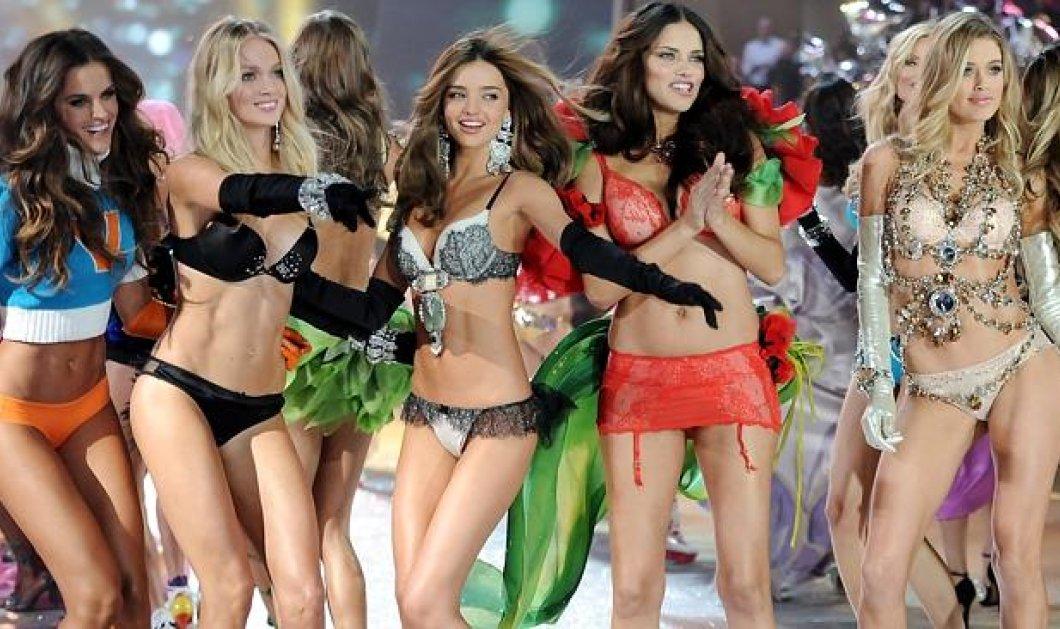 Η απόλυτη φαντασίωση, οι «Αρχάγγελοι» της Victoria's Secret, επιδεικνύουν και τις μουσικοχορευτικές τους δεξιότητες! Φανταστικές! (βίντεο) - Κυρίως Φωτογραφία - Gallery - Video