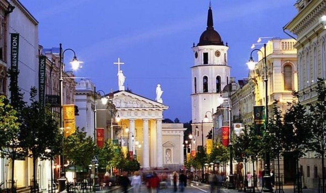 Και επισήμως στο ευρώ η Λιθουανία με το 50% των πολιτών να προτιμά το λίτας - Είναι η 19η χώρα της Ευρωζώνης - Κυρίως Φωτογραφία - Gallery - Video