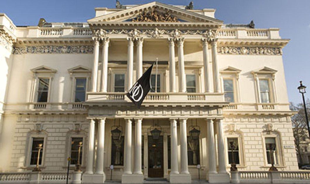 Αποκλειστικό: Πολύ ικανοποιημένα έμειναν από τον Γ. Μηλιό τα στελέχη 19 διεθνών επενδυτικών τραπεζών στο χθεσινό δείπνο του Λονδίνου - Κυρίως Φωτογραφία - Gallery - Video