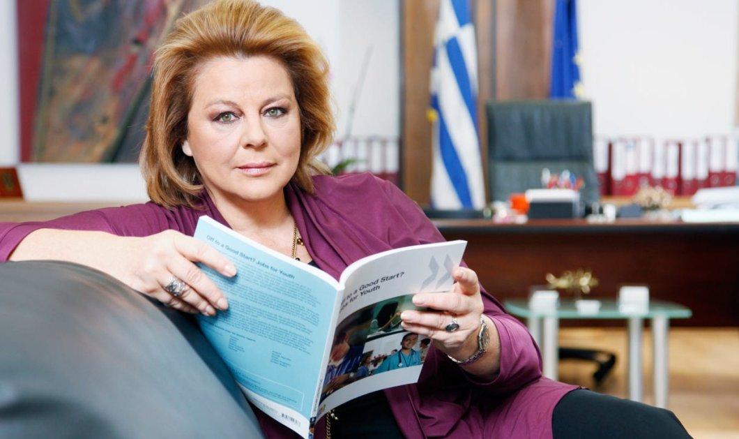 Top Woman η Λούκα Κατσέλη: H Εθνική Τράπεζα έτοιμη να στηρίξει την επανεκκίνηση της ελληνικής οικονομίας - Κυρίως Φωτογραφία - Gallery - Video