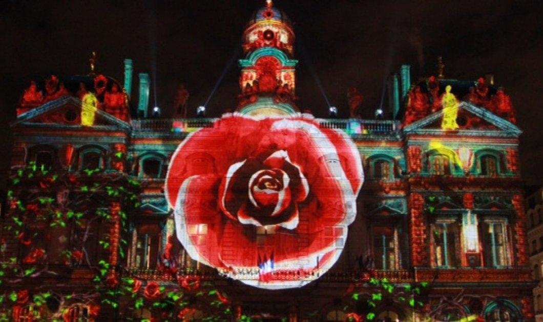 Και τα φώτα άναψαν στη Λυών: Κόκκινα, πράσινα, μοβ, τυρκουάζ - το φανταστικό Φεστιβάλ των Φώτων 2014 καλύτερο από ποτέ!(Φωτό) - Κυρίως Φωτογραφία - Gallery - Video