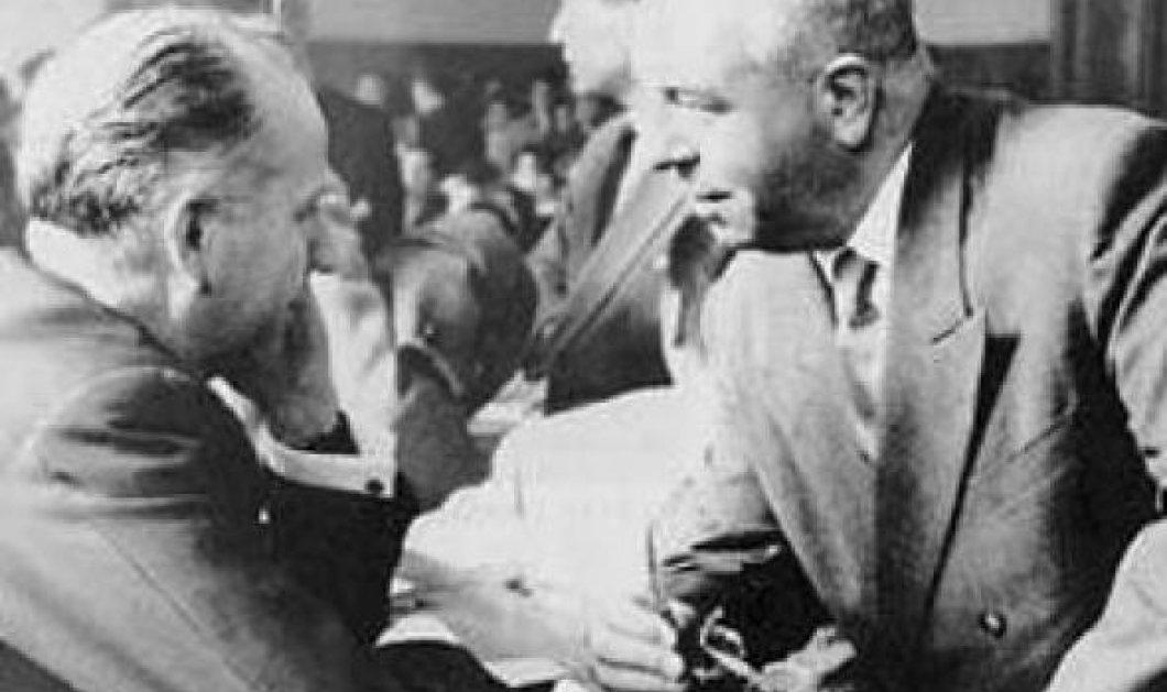 Vintage Story: 5/11/1944 απελάθηκε ο τελευταίος ναζί Μαξ Μέρτεν - Έστειλε 50.000 Εβραίους στο Άουσβιτς - Το σκάνδαλο για τις σχέσεις του με Υπουργό του Κ. Καραμανλή - η Ελληνίδα γραμματέας του;(φωτό)  - Κυρίως Φωτογραφία - Gallery - Video