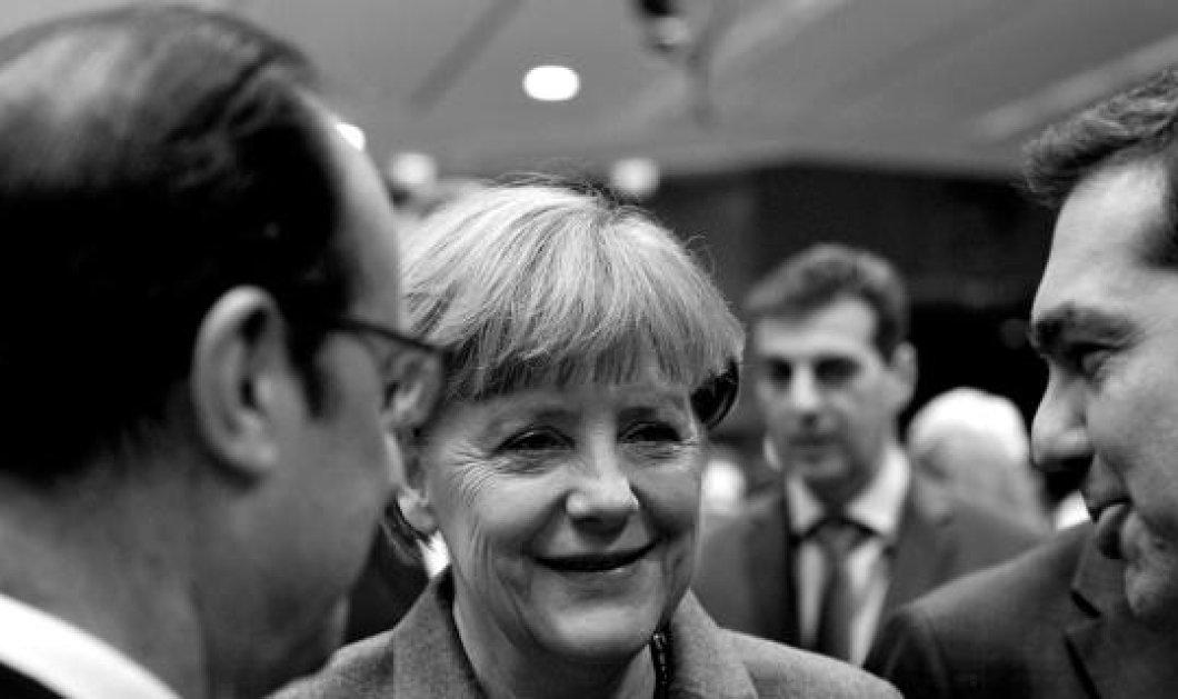 Bloomberg: Πού κάνουν πίσω Αθήνα & Βερολίνο για την τελική συμφωνία; Πού υποχωρεί η Μέρκελ και πού ο Τσίπρας; - Κυρίως Φωτογραφία - Gallery - Video