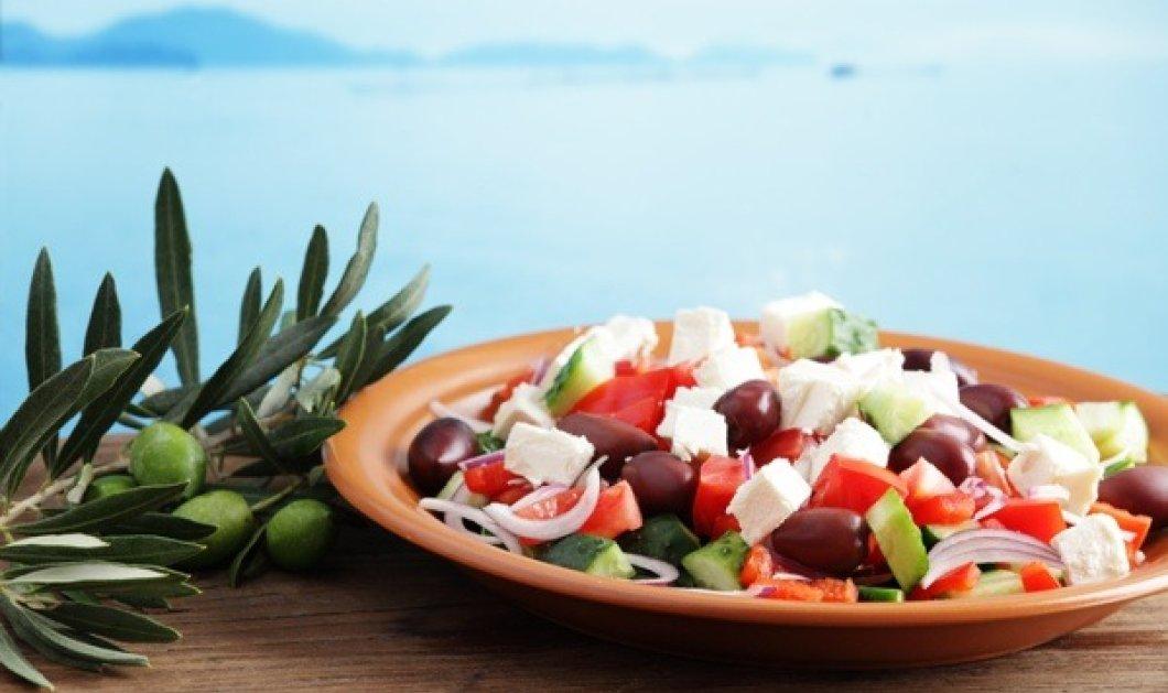 Τηρείτε κατά γράμμα τη μεσογειακή διατροφή; Τότε θα ζήσετε περισσότερο! Ποιο είναι το περίφημο μυστικό της; - Κυρίως Φωτογραφία - Gallery - Video