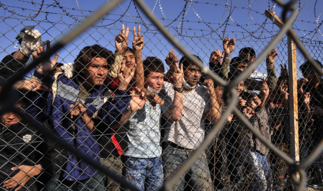 """""""Θύελλα"""" με πληροφορίες περί ανοίγματος των συνόρων για τους παράνομους μετανάστες - Τι απαντά ο Γ. Πανούσης - Κυρίως Φωτογραφία - Gallery - Video"""