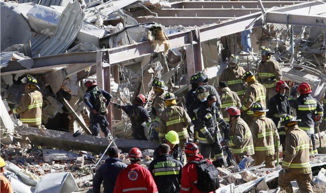 Δύο νεκροί και δεκάδες τραυματίες από έκρηξη σε μαιευτήριο στο Μεξικό - Κατέρρευσε τμήμα του Νοσοκομείου! (Φωτό - Βίντεο) - Κυρίως Φωτογραφία - Gallery - Video