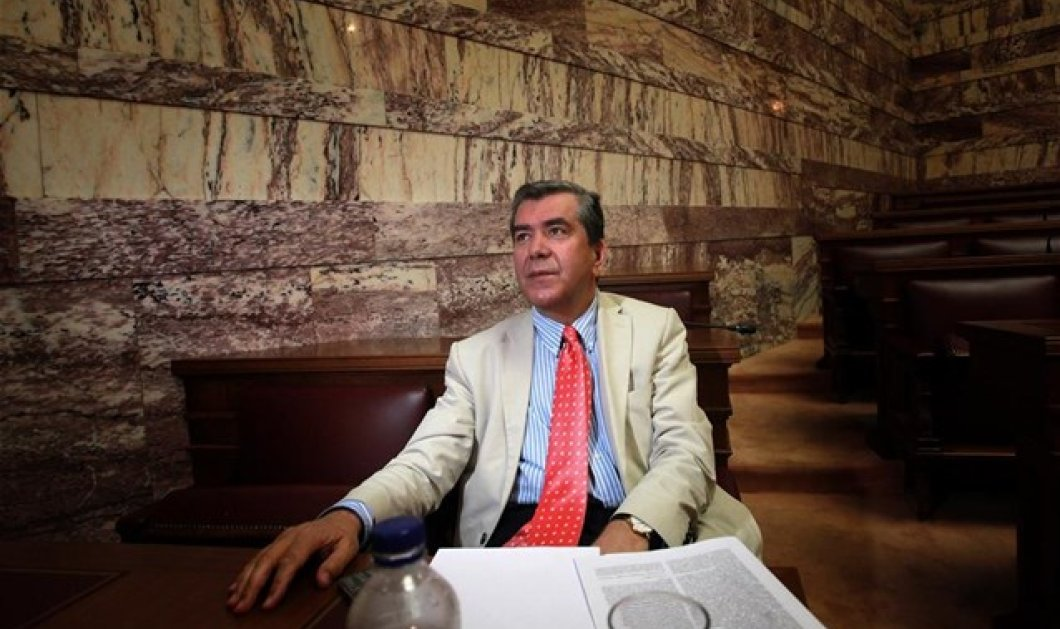 Γ.Μηλιός «αδειάζει» Αλέξη Μητρόπουλο: ''Να επανεξετάσει τη θέση του στον ΣΥΡΙΖΑ'' - Κυρίως Φωτογραφία - Gallery - Video