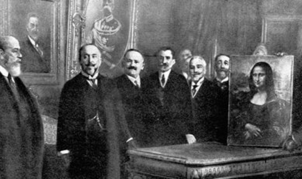 Vintage Story: Όταν το 1911 εκλάπη η Μόνα Λίζα από τον Λούβρο και κατηγορήθηκε ως και ο Πικάσο - Ποιος τελικά την έκλεψε και πότε γύρισε πίσω; - Κυρίως Φωτογραφία - Gallery - Video