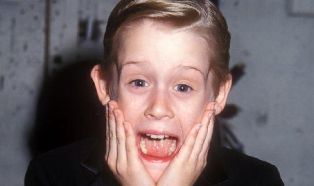 Ζει και βασιλεύει ο 34χρονος Macaulay Culkin, ο μικρός τότε πρωταγωνιστής του «Μόνος στο σπίτι» που τον «πέθαναν» την Παρασκευή... Δείτε και την ανακοίνωση του θανάτου του! - Κυρίως Φωτογραφία - Gallery - Video