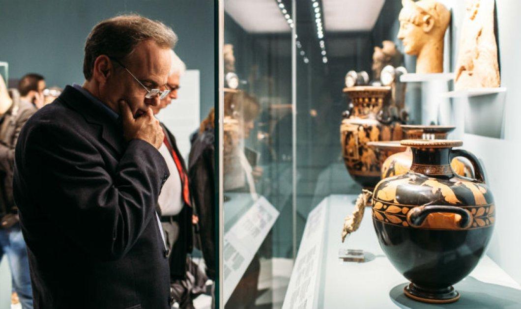 Ένα διαφορετικό Valentine's Day: Tο Μουσείο Κυκλαδικής Τέχνης σας ''περιμένει'' το Σαββατοκύριακο 14-15/2 μέχρι και τις 8 το βράδυ! - Κυρίως Φωτογραφία - Gallery - Video