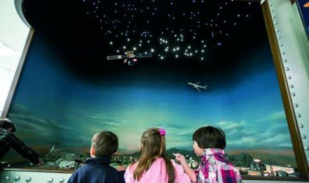 """Θα """"χιονίσει"""" στο μουσείο τηλεπικοινωνιών του ΟΤΕ! Τι λέτε παιδιά, να πάμε; - Κυρίως Φωτογραφία - Gallery - Video"""