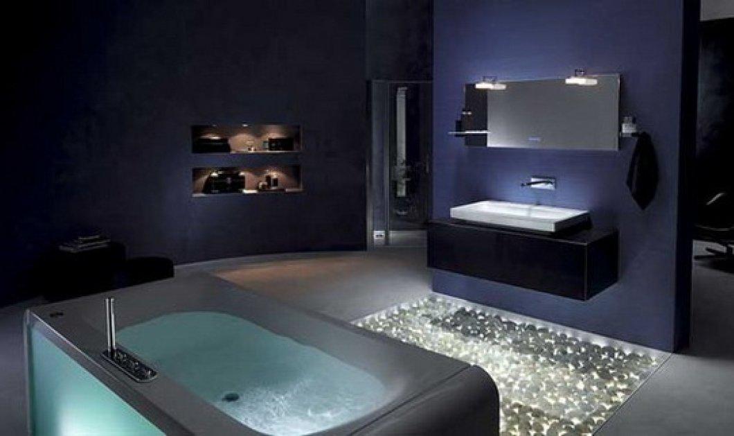 Αυτές οι 15 μπανιέρες είναι spa μέσα στο σπίτι σας: Το όνειρο μιας κατ' οίκον χαλάρωσης είναι εδώ! (Φωτό) - Κυρίως Φωτογραφία - Gallery - Video