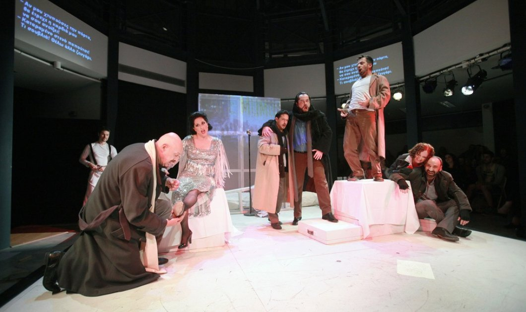Μια συγκλονιστική Μποέμ του Πουτσίνι περιμένει τους φίλους της Όπερας στη Λυρική με παραστάσεις ως την Παραμονή του νέου έτους!   - Κυρίως Φωτογραφία - Gallery - Video