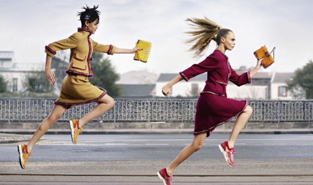 Oι 18 νέες τσάντες που λανσάρει η Chanel: Μικρούλες για το βράδυ, πολύχρωμες ή classic,ποθητές & καθόλου βαρετές!  - Κυρίως Φωτογραφία - Gallery - Video