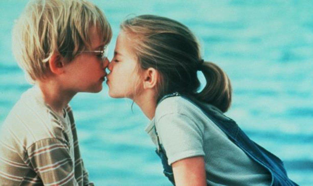 «Ένα φιλάκι είναι λίγο, πολύ λίγο...»: Να φιλιέστε όσο πιο συχνά και όσο πιο πολύ μπορείτε! Κάνει καλό! - Κυρίως Φωτογραφία - Gallery - Video