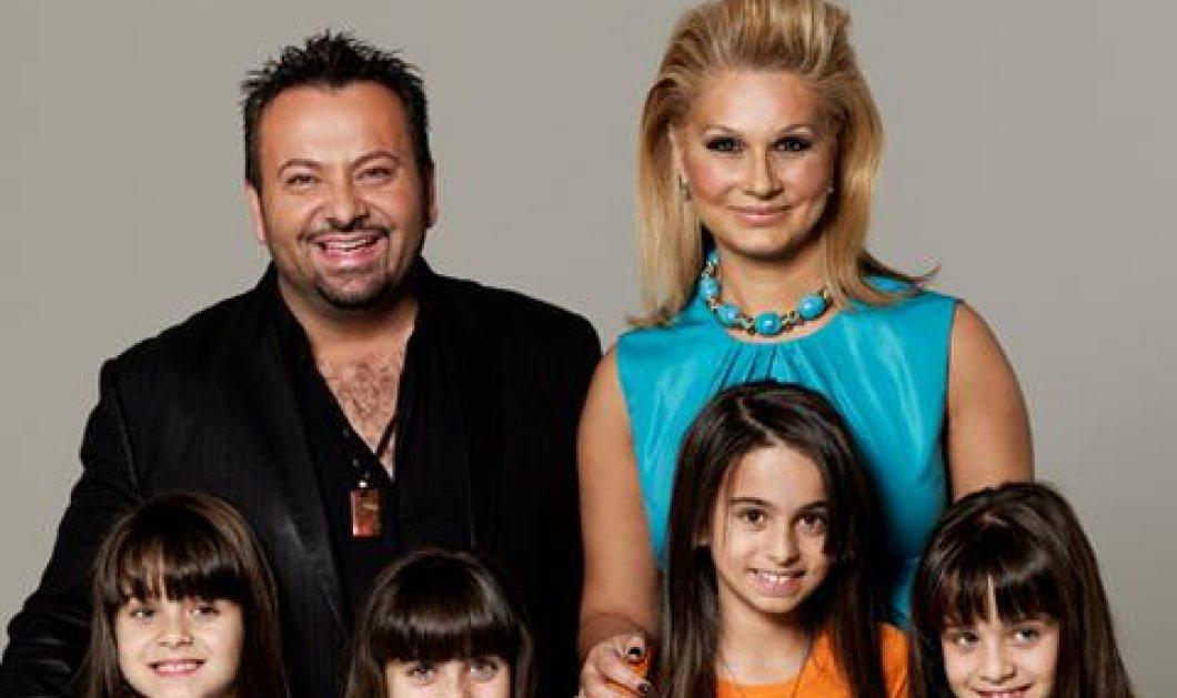 Made in Greece ο Ναπολέων Περδής - «Γκουρού» των καλλυντικών, «έδιωξε» τον κολοσσό Lancôme από τα Emmy - Έχει κούκλα σύζυγο & 4 κόρες! - Κυρίως Φωτογραφία - Gallery - Video