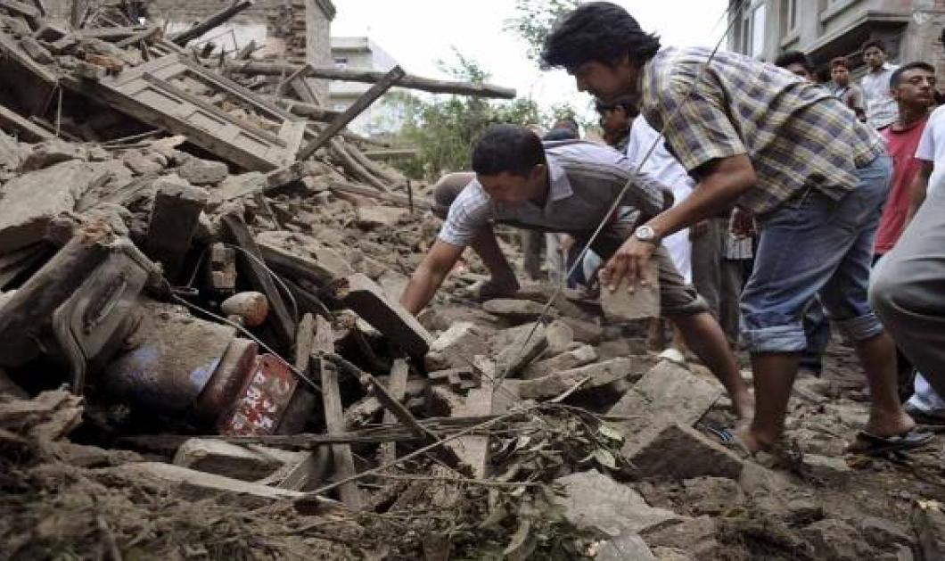 Αποκλειστικό: Α. Γκανάς Δ. Γεωδυναμικού: ''Ο σεισμός στο Νεπάλ δεν επηρεάζει την Ελλάδα - Δεν ξέρουμε αν θα δραστηριοποιηθεί & άλλο ρήγμα'' - Κυρίως Φωτογραφία - Gallery - Video