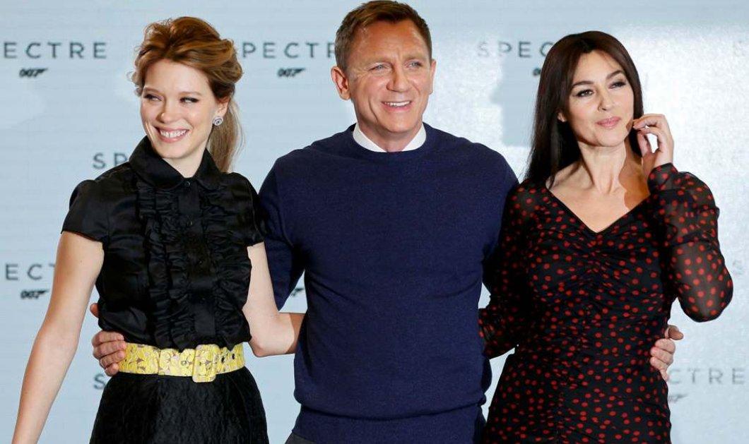 Και το όνομα αυτής Spectre: H 24η ταινία του James Bond με ''κορίτσι'' του 007 την μεγαλοκοπέλα Μόνικα Μπελούτσι! - Κυρίως Φωτογραφία - Gallery - Video