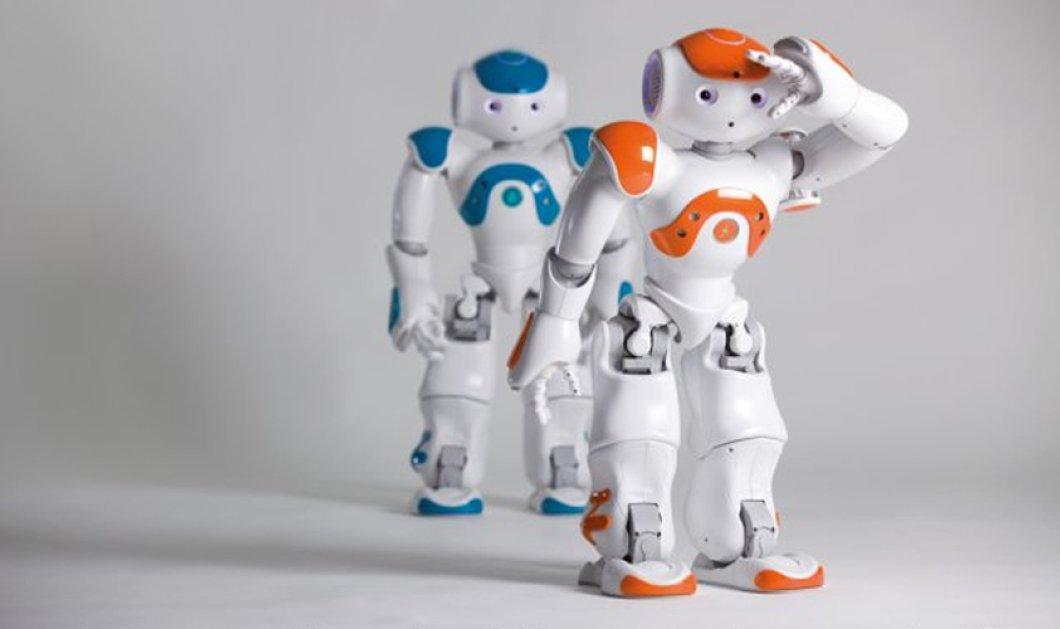 Good News: «Τα ρομπότ επιστρέφουν» στην γιορτινή Αθήνα - τρέχουν, κολυμπούν, πετούν, καθαρίζουν το σπίτι! - Κυρίως Φωτογραφία - Gallery - Video