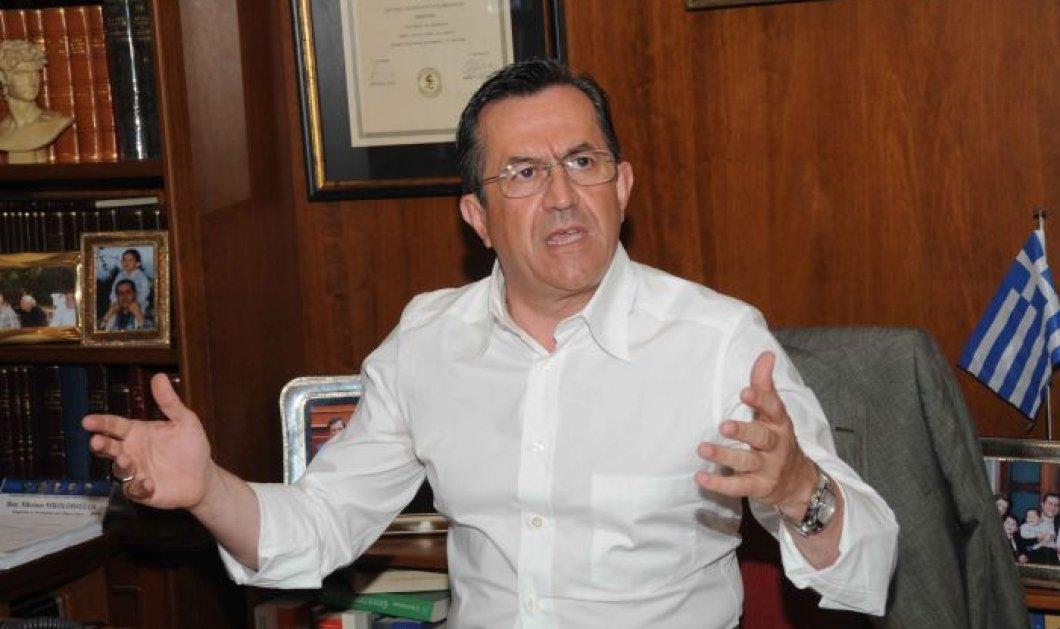 Γιατί δεν μπήκε στην κυβέρνηση ο Ν.Νικολόπουλος; Τον έφαγε το σχόλιο για τους gay... - Κυρίως Φωτογραφία - Gallery - Video