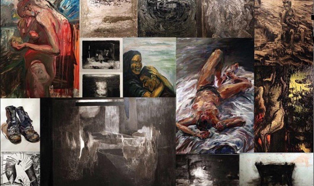 Πολυχώρος Vault: Έκθεση 12 εικαστικών για τον Νίκο Καζαντζάκη! - Κυρίως Φωτογραφία - Gallery - Video