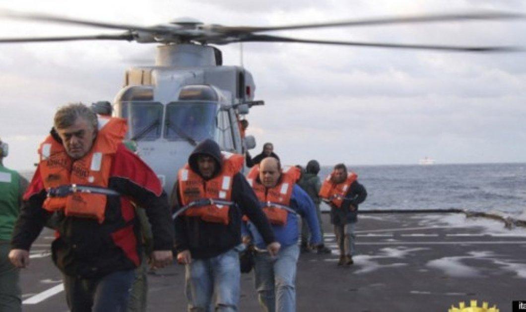 Norman Atlantic: 7 νεκροί, διασώθηκαν 433, αγνοούνται 45! - Κυρίως Φωτογραφία - Gallery - Video