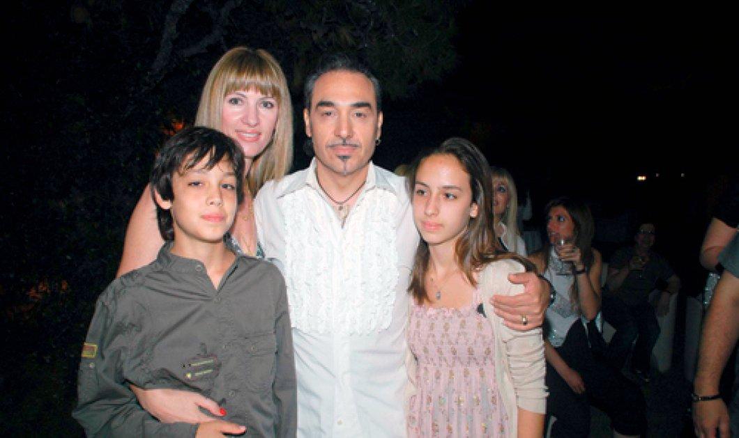 Ο Νότης Σφακιανάκης έριξε χαστούκι στον σύντροφο της κόρης του! - Κυρίως Φωτογραφία - Gallery - Video