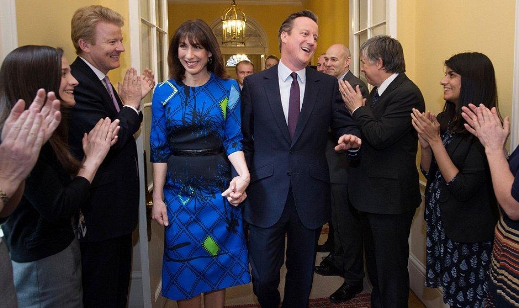 Ν. Κάμερον: ''Θα κάνω τη Μεγάλη Βρετανία, μεγαλύτερη'' - Η συγκινητική επιστροφή του στη Downing Street - Κυρίως Φωτογραφία - Gallery - Video