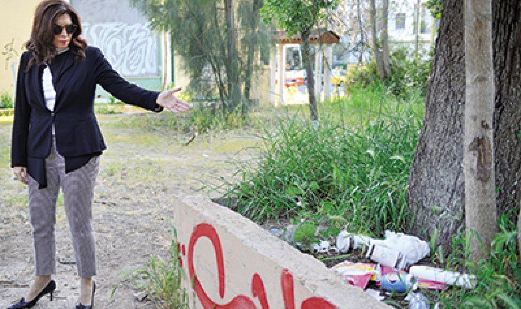 Μιμή Ντενίση: ''Η γειτονία μου, το Πεδίον του Άρεως έγινε πιάτσα αγοριών για ώριμους & ναρκομανείς''! - Κυρίως Φωτογραφία - Gallery - Video