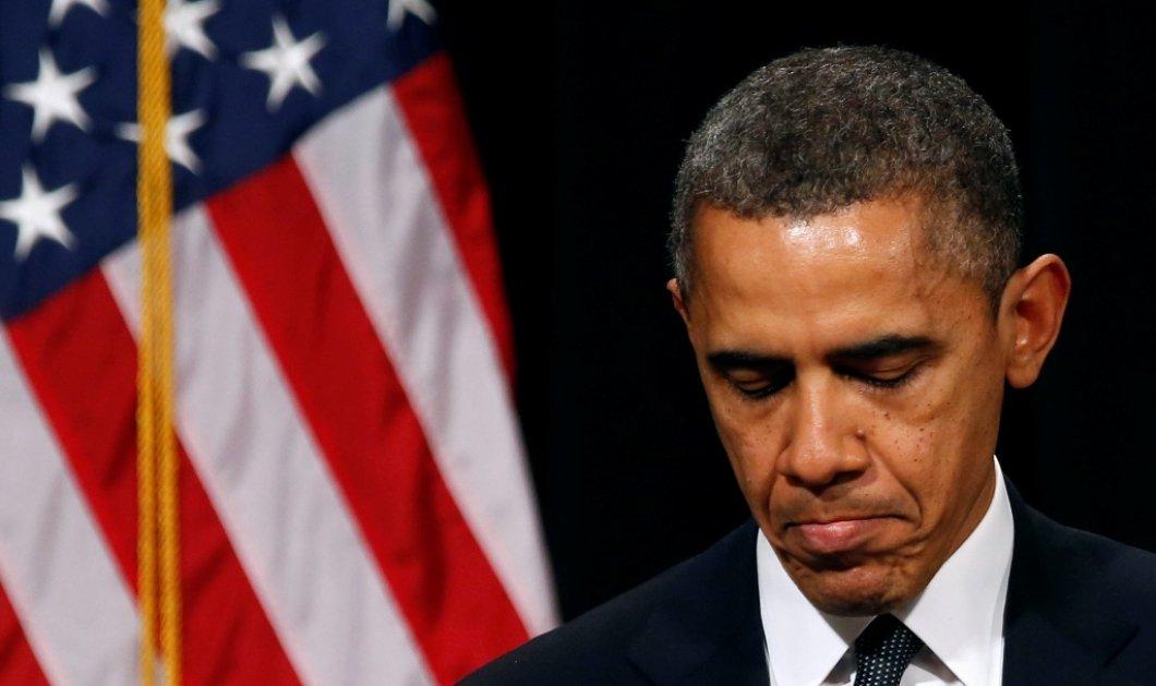 Με γαστροοισοφαγική παλινδρόμηση διεγνώσθη ο Ομπάμα! - Κυρίως Φωτογραφία - Gallery - Video