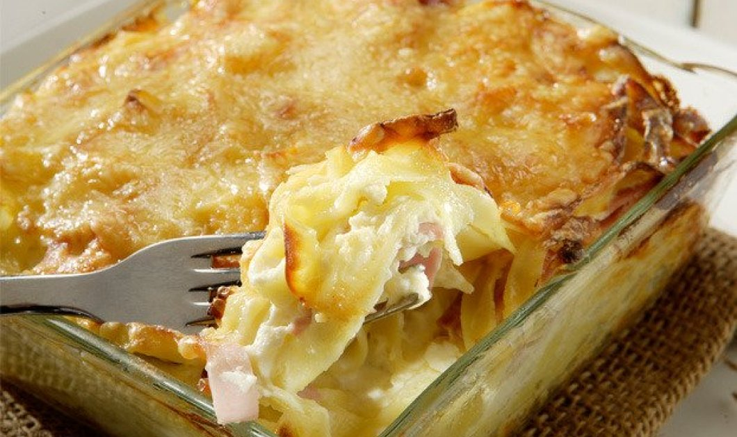 4 νοστιμότατες συνταγές για ογκρατέν για κυρίως και επιδόρπιο με εσπεριδοειδή, μήλα και πατατίτσες - Κυρίως Φωτογραφία - Gallery - Video