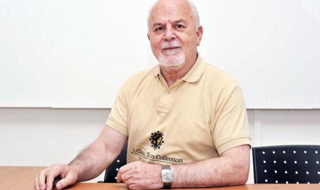 Made in Greece: O Γιατρός των... Πλανητών! O Έλληνας αστροφυσικός -βραβευμένος από τη NASA, Θανάσης Οικονόμου, θα αναλύσει τη χημική σύσταση του κομήτη στον οποίο θα προσεδαφιστεί η Rosetta! - Κυρίως Φωτογραφία - Gallery - Video