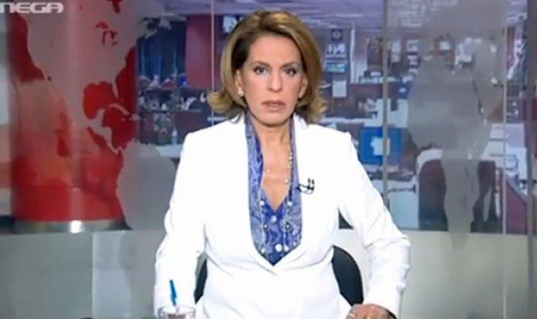 MEGA: Ξανά η Όλγα Τρέμη κεντρική παρουσιάστρια στη θέση της Μ. Σαραφογλου - Ο Ν. Ευαγγελάτος σε ρόλο σχολιαστή - Κυρίως Φωτογραφία - Gallery - Video
